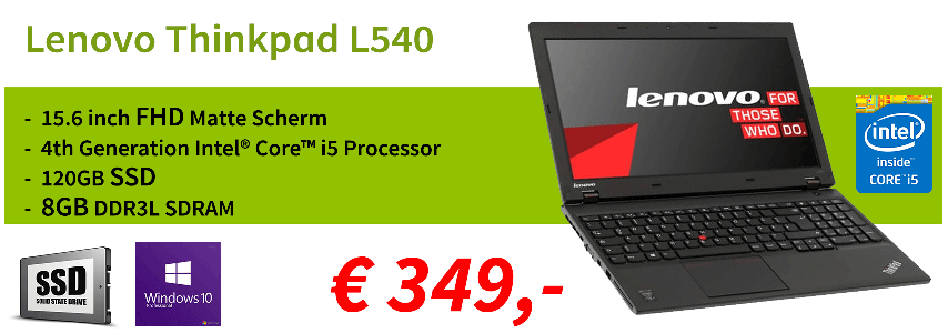Lenovo Thinkpad L540