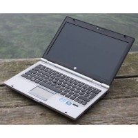 HP Elitebook 2560p Core i5 2520M 128GB SSD - 4GB DDR3-DVDrw 12.5'' Windows 7 pro