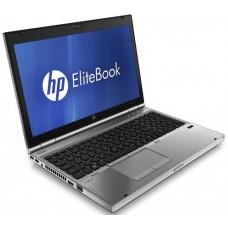 HP Elitebook 8470p Intel Core i5 3360M  120GB SSD 4GB DDR3 14.1''HD Windows 7 Pro-64Bit