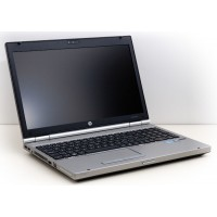 "HP Elitebook 8560p Intel Core i5 - 2540M 2.60 GHz 4GB 320GB DVDrw  15,6"" Windows 7 Pro"