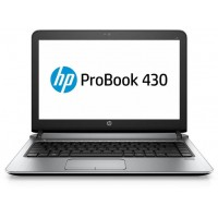 HP ProBook 430 G3 Intel Core i3-6100U 2.30 GHz 128GB SSD 4GB 13.3 HD W10 Pro