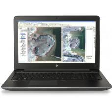 HP ZBook 15 G3 Intel Core i7-6700HQ 2.60 GHz 16GB DDR4 256GB SSD 15,6 FHD W 10 Pro