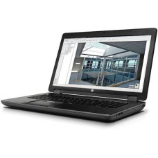 HP ZBook 17 Intel Core i7-4700MQ 16GB 256GB SSD Nvidia Quadro K610M W10 Pro