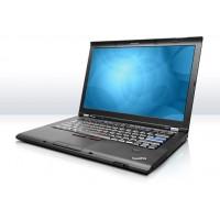 """Lenovo Thinkpad T510 Intel Core i7 M620 2.67 Ghz 4GB 320GB DVDrw 15,6"""" HD+ Win 10 Pro"""