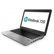HP Elitebook 720 G1 Intel Core i5 4210U 1.7 Ghz 4GB 120GB SSD 12,5 Windows 10 Pro 64Bit