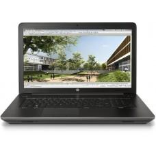 HP ZBook 17 G3 Intel Core i7-6820HQ 2.70 GHz 16GB DDR4 500GB SSD 17,3 HD+ W 10 Pro