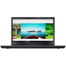 "Lenovo ThinkPad T470 Intel Core i5-7300U 8GB 256GB SSD 14.1"" FHD Windows 10 Pro"