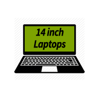 Refurbished 14'' Laptops (4)