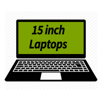Refurbished 15'' Laptops (5)
