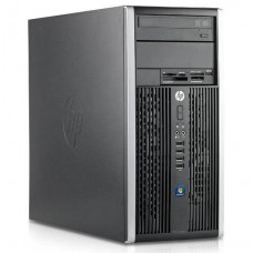 HP Compaq 6200 Pro MT Core i3-2100 3.10 Ghz 4GB 250GB DVDrw Windows 10 Pro
