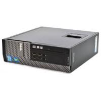 Dell Optiplex 990 Intel Core i3-2100 3.10 Ghz 4GB 250GB Windows 7 64Bit