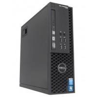 Dell Precision T1700 SFF Intel Xeon E3-1220V3 8GB 256GB Quadro K420 1GB W10 Pro