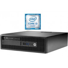 HP Prodesk 600 G2 Intel Core i3-6100 3.7GHz 8GB 120GB SSD + 500GB Windows 10 64Bit