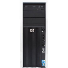 HP Z400 Workstation Intel Xeon W3565 8GB 240GB SSD 500GB Nvidia Quadro 2000 W10 Pro