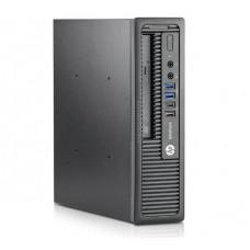 HP EliteDesk 800 G1 USDT Core i5-4570s 2.9 GHz 8GB 320GB Windows 7 Professional