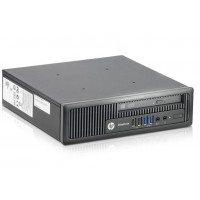 HP EliteDesk 800 G1 USDT Core i3-4130s 3.4 GHz 4GB 120GB SSD Windows 10 Professional