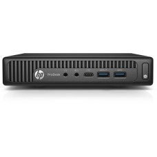 HP ProDesk 600 G2 Mini Intel Core i3-6100T 3.2GHz 256GB SSD 4GB Windows 10 64Bit
