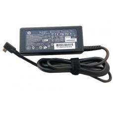 HP 65W Type-C USB-C AC Adapter HP TPN-CA10 PA-1650-38HT L04540-002
