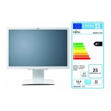 Fujitsu B22W-7 Wit LED 22'' 1680x1050 (WSXGA+) - 5ms Als nieuw.