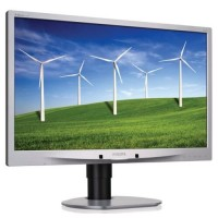 "Philips B-line 241B4LPYCS Zilver 24"" FULL HD (1920 x 1080) Resolutie LED"