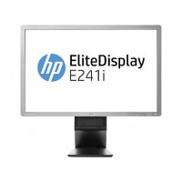 HP EliteDisplay E241i (F0W81AT#ABB) Zilver 24 Inch 1920x1200 (WUXGA) Resolutie